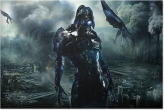 Poster Mass Effect