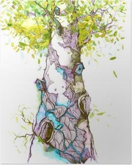 Poster Natura