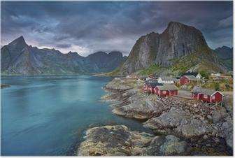 Poster Norwegen