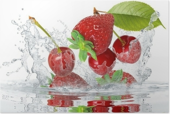 Poster Obst 419