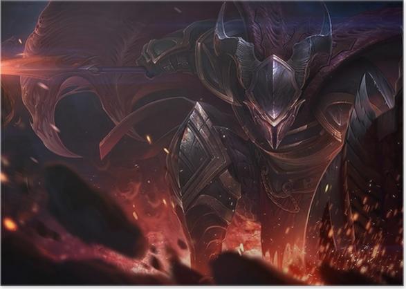 poster pantheon league of legends
