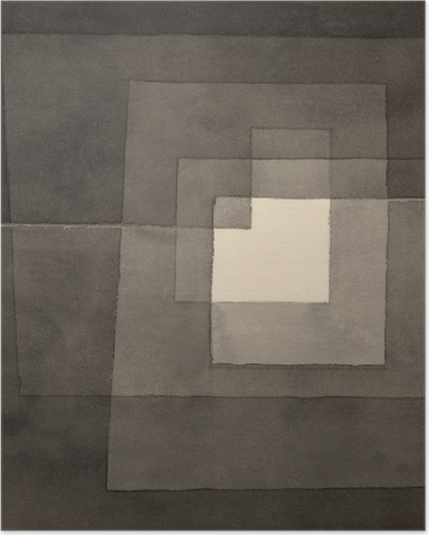 Poster Paul Klee - Zwei Gänge - Reproduktion