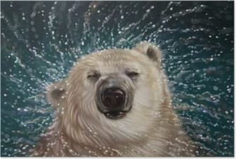 Poster Polarbär