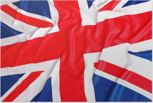Ufficio Acquisti In Inglese : Poster regno unito bandiera inglese union jack u2022 pixers® viviamo