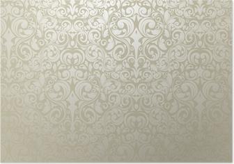 Poster Silver - Wallpaper