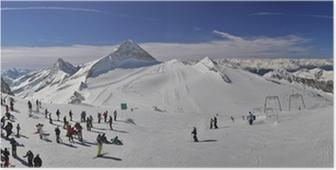 Poster Skigebiet im Zillertal