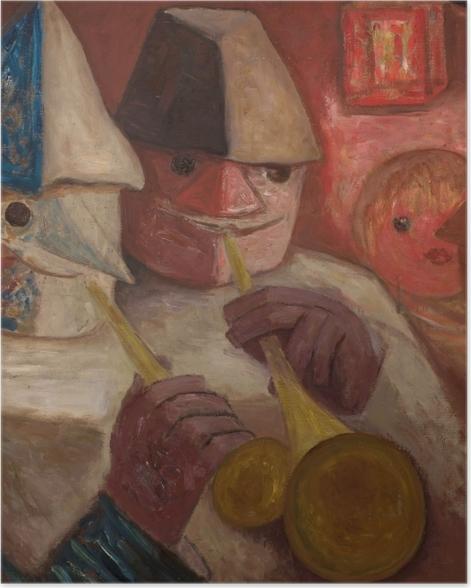 Poster Tadeusz Makowski - Ball - Reproductions
