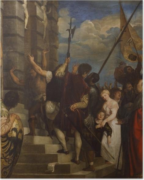 Poster Tizian - Ecce Homo - Reproduktion