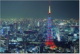 Poster Tokyo City
