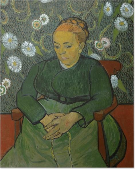 Poster Vincent van Gogh - La Berceuse - Reproductions