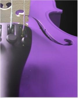 Poster Violino Viola