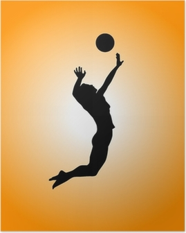 Poster Volleyball