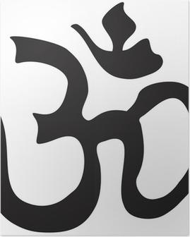 Poster Wenn Symbol nach Goa