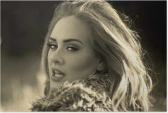 Póster Adele