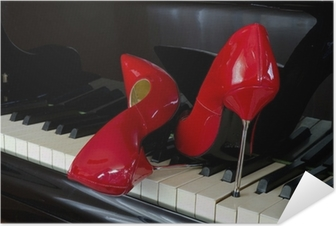 Póster Autoadesivo Pianoforte 8