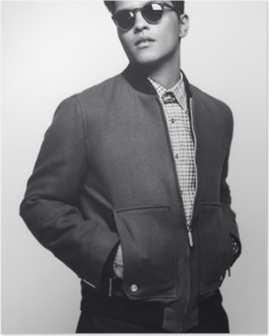 Póster Bruno Mars