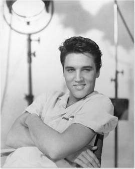 Póster Elvis Presley