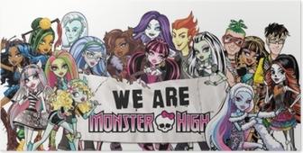 Póster Monster High