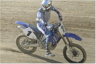 Póster racer63