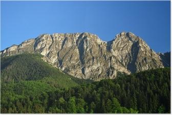 Póster Tatra mountains Giewont