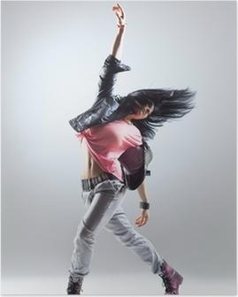Póster the dancer
