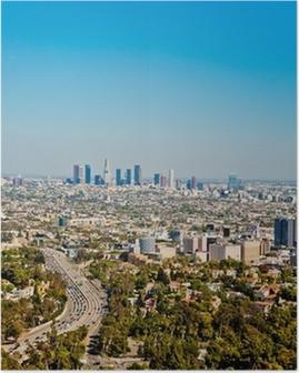 Poster Los Angeles gökdelenler