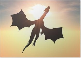 ドラゴン Poster