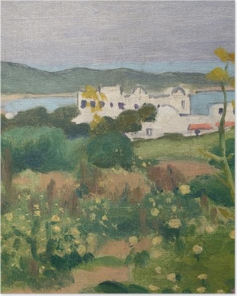 Poster Albert Marquet - Marquet L'Archevêché, Sidi-Bou-Saïd - Reproductions