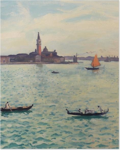 Poster Albert Marquet - Venise - Reproductions
