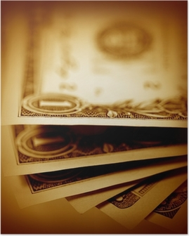 American dollars Poster
