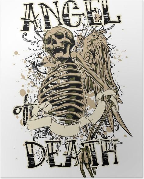 Angel death Poster
