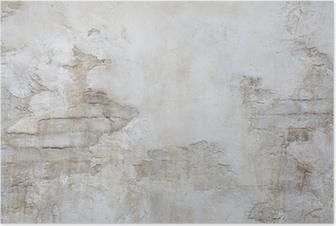 Poster Antieke stenen muren