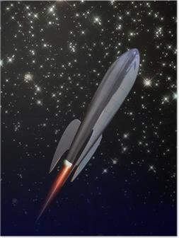 Poster Atteindre les étoiles