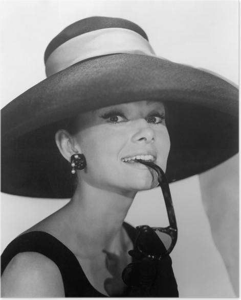 Audrey Hepburn Poster - Criteo