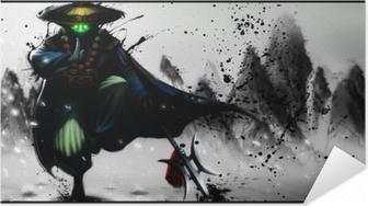 Póster Autoadhesivo Jax - League of Legends