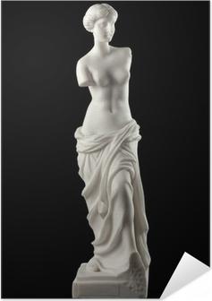 Poster autocollant Vénus de Milo, déesse de l'amour et de la beauté