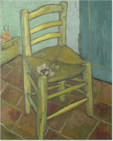 Poster autocollant Vincent van Gogh - Le président de Van Gogh - Reproductions