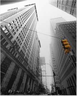 Poster Avenue New Yorkaise