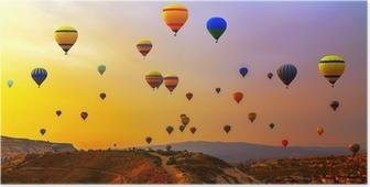 Poster Ballonger CappadociaTurkey.