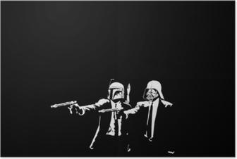 Póster Banksy