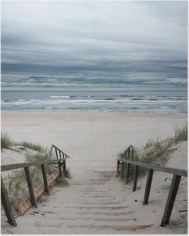 Beach - Baltic Sea Poster