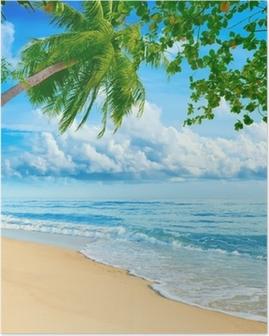 Poster Beach