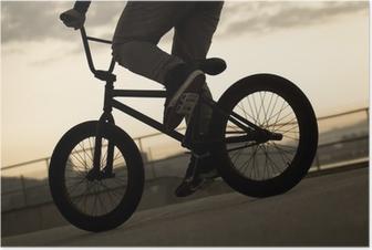 Poster Bicycle Vintage