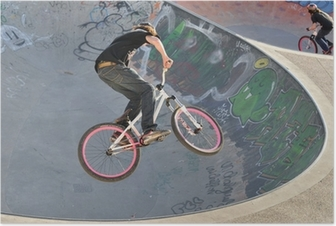 Poster Bmx bike