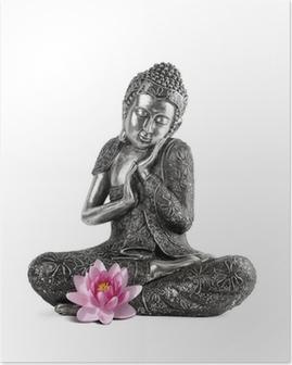 bouddha et Sérénité Poster