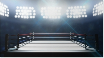 Poster Boxningsring I Arena