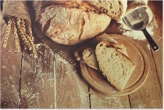 Poster Bröd