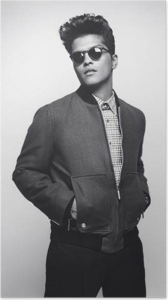 Poster Bruno Mars - Bruno Mars
