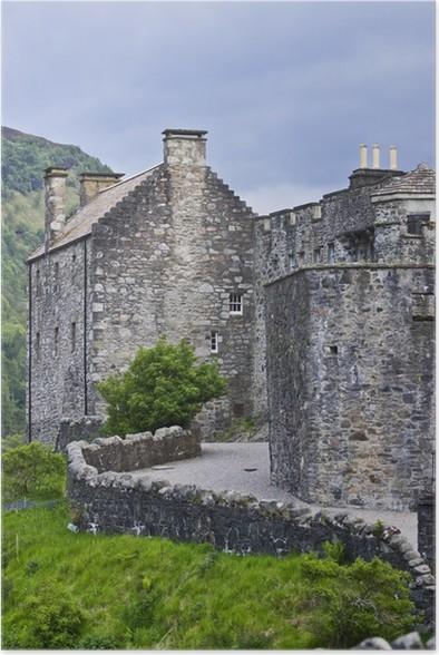 Póster Castillo de Eilean Donan - Europa