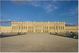 Poster Château de Versailles